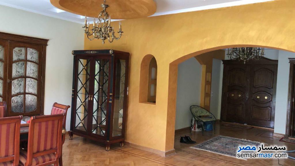 Photo 8 - Villa 4 bedrooms 4 baths 900 sqm extra super lux For Sale Shorouk City Cairo