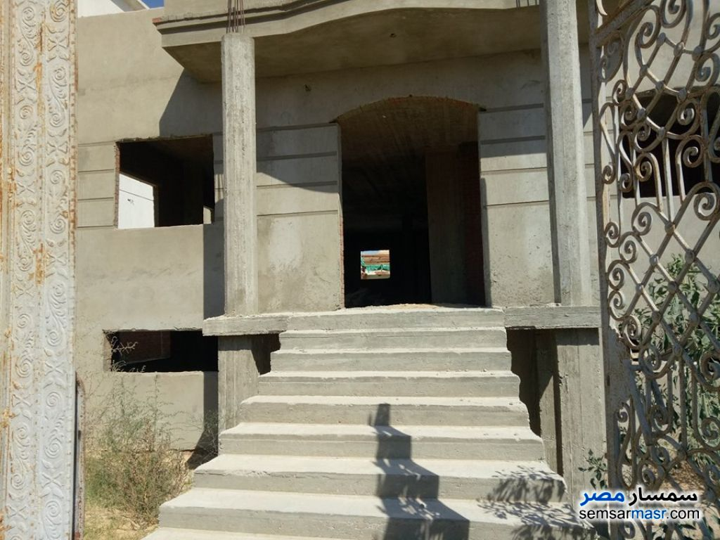 Photo 2 - Villa 3 bedrooms 2 baths 375 sqm semi finished For Sale Borg Al Arab Alexandira