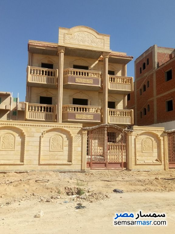 Photo 5 - Villa 3 bedrooms 2 baths 450 sqm super lux For Sale Borg Al Arab Alexandira