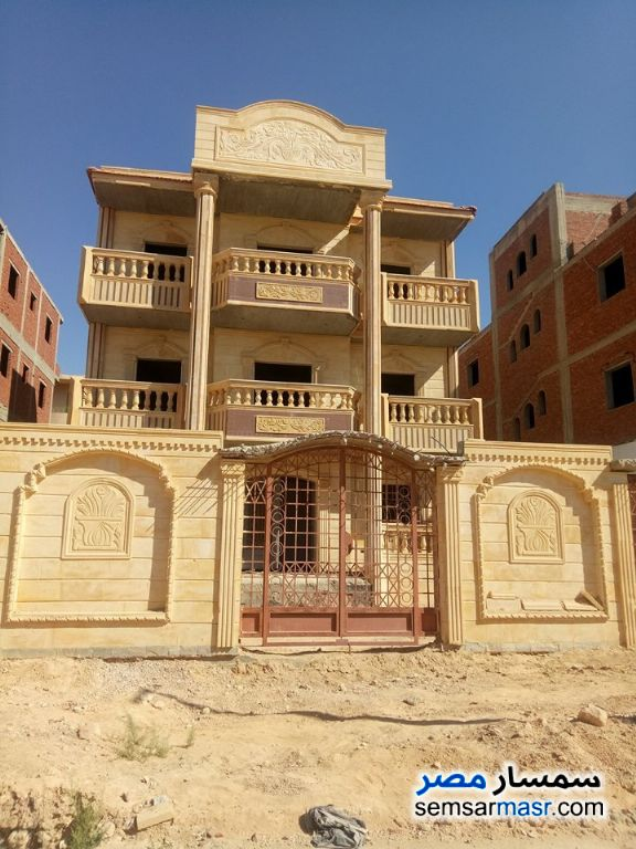 Photo 6 - Villa 3 bedrooms 2 baths 450 sqm super lux For Sale Borg Al Arab Alexandira