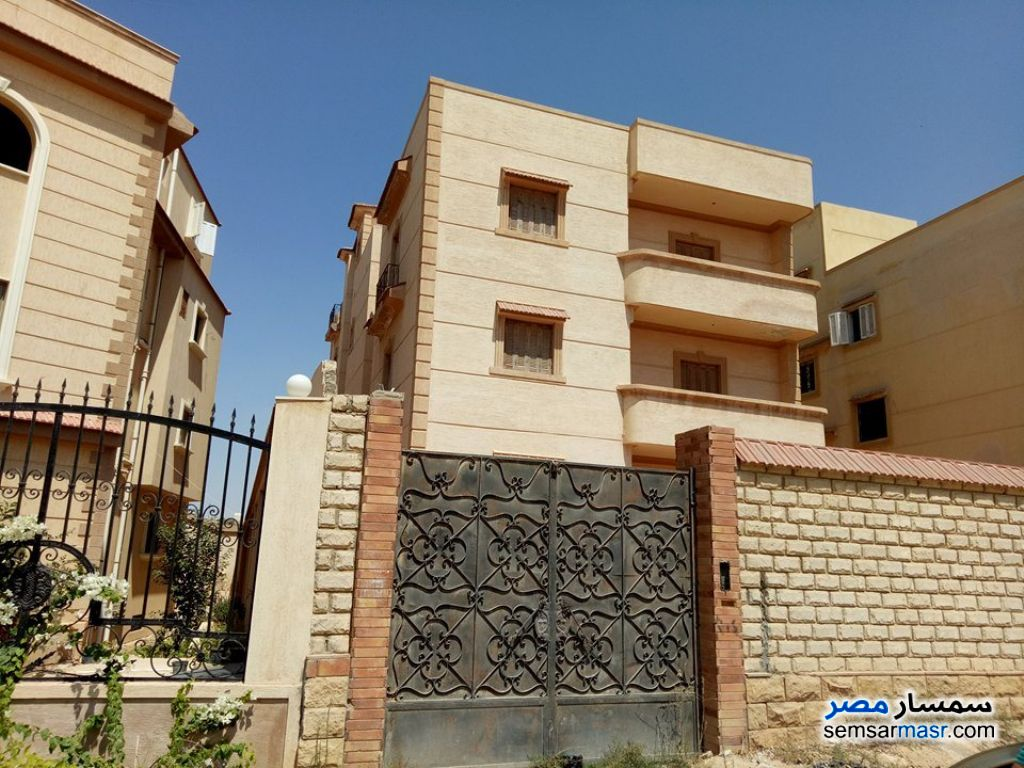 Photo 7 - Villa 3 bedrooms 2 baths 450 sqm extra super lux For Sale Borg Al Arab Alexandira