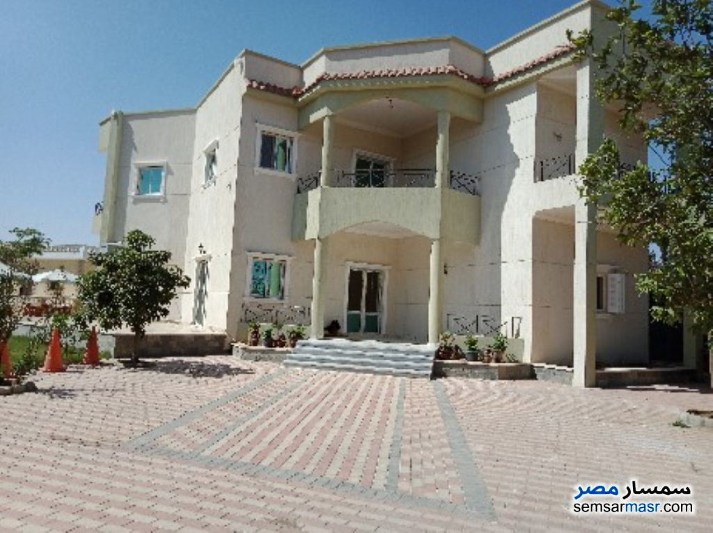 Photo 1 - Villa 7 bedrooms 8 baths 2,100 sqm lux For Sale Cairo Alexandria Desert Road Giza
