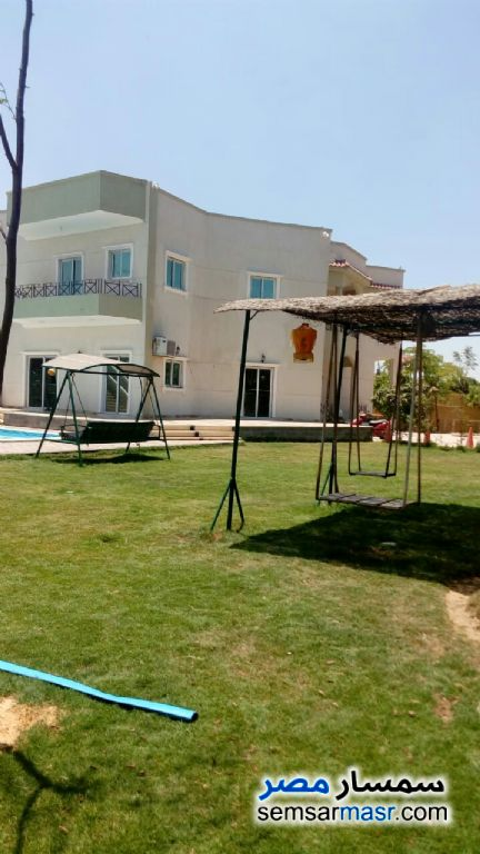 Photo 3 - Villa 7 bedrooms 8 baths 2,100 sqm lux For Sale Cairo Alexandria Desert Road Giza