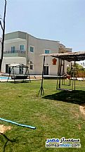 Villa 7 bedrooms 8 baths 2,100 sqm lux For Sale Cairo Alexandria Desert Road Giza - 3