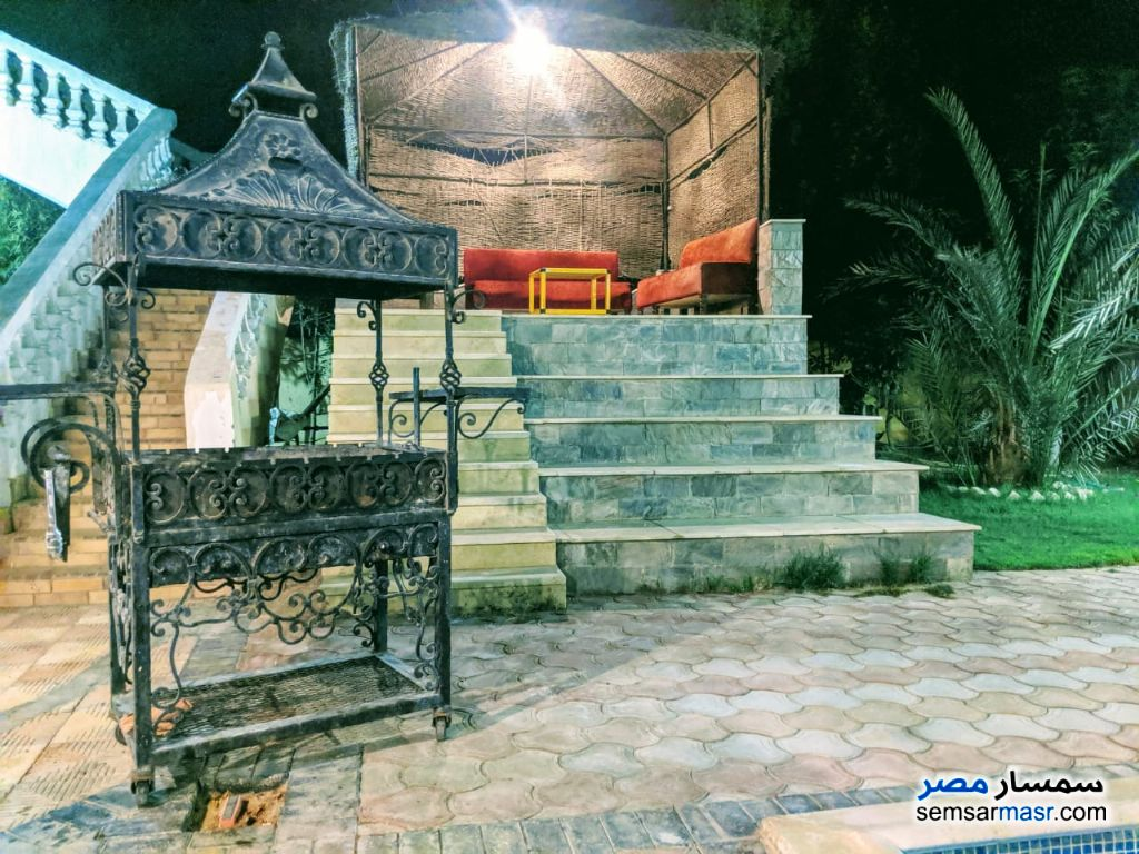 Photo 8 - Villa 7 bedrooms 8 baths 2,100 sqm lux For Sale Cairo Alexandria Desert Road Giza
