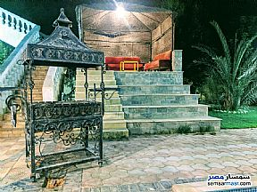 Villa 7 bedrooms 8 baths 2,100 sqm lux For Sale Cairo Alexandria Desert Road Giza - 8