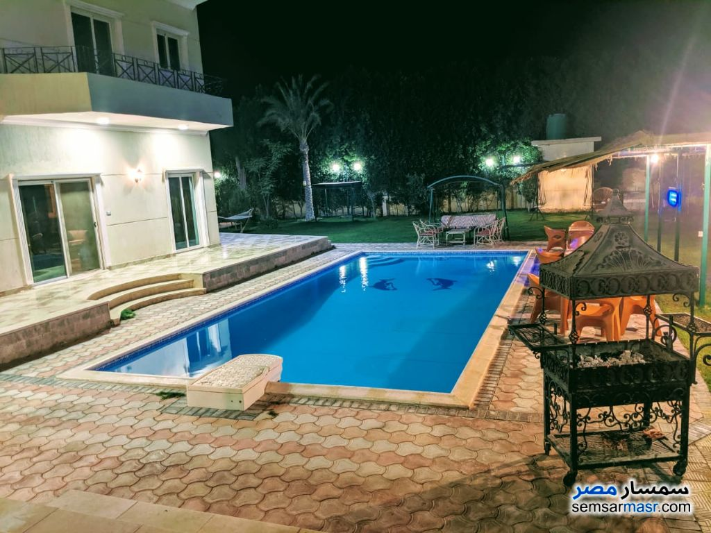 Photo 16 - Villa 7 bedrooms 8 baths 2,100 sqm lux For Sale Cairo Alexandria Desert Road Giza