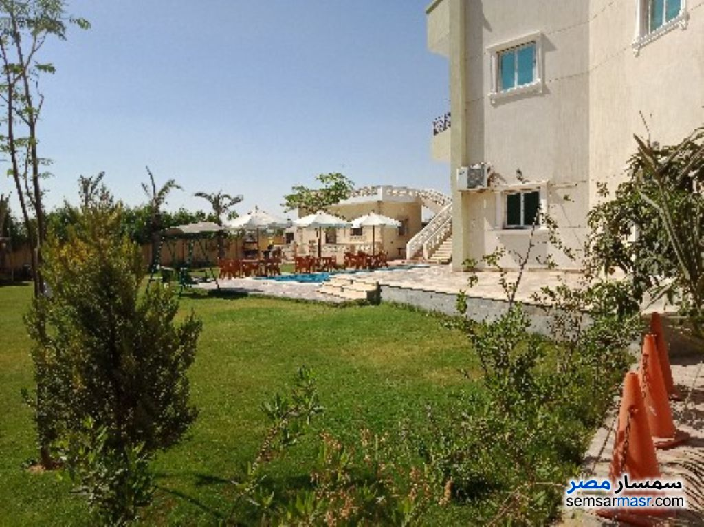Photo 19 - Villa 7 bedrooms 8 baths 2,100 sqm lux For Sale Cairo Alexandria Desert Road Giza