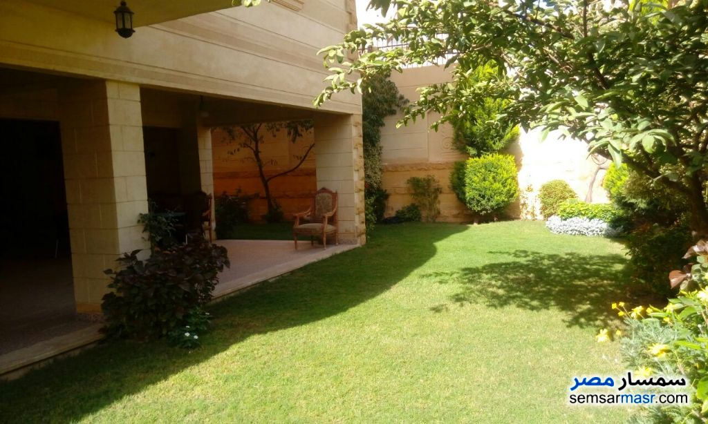 Photo 3 - Villa 5 bedrooms 5 baths 750 sqm extra super lux For Sale West Somid 6th of October
