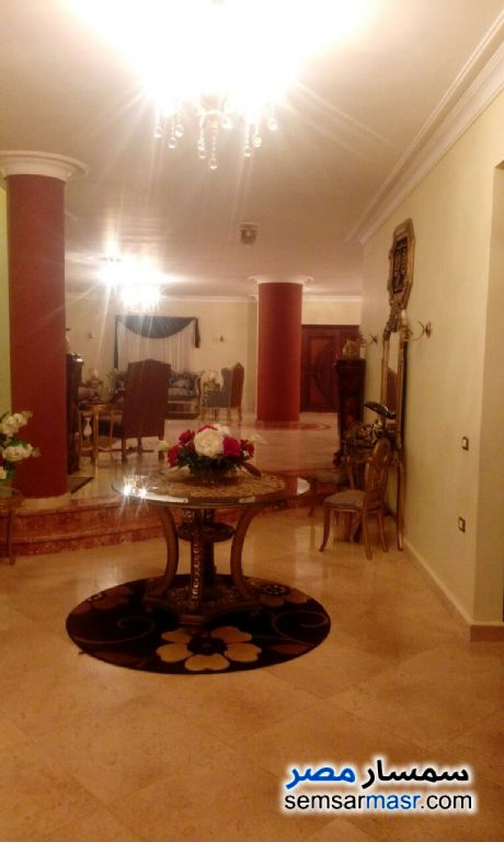 Photo 5 - Villa 5 bedrooms 5 baths 750 sqm extra super lux For Sale West Somid 6th of October