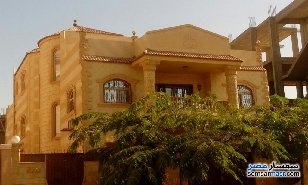 Photo 7 - Villa 5 bedrooms 5 baths 750 sqm extra super lux For Sale West Somid 6th of October
