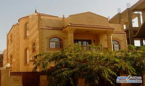Villa 5 bedrooms 5 baths 750 sqm extra super lux For Sale West Somid 6th of October - 7
