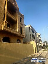 Ad Photo: Villa 10 bedrooms 10 baths 600 sqm semi finished in West Somid  6th of October