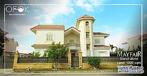 Ad Photo: Villa 4 bedrooms 5 baths 1100 sqm in Shorouk City  Cairo