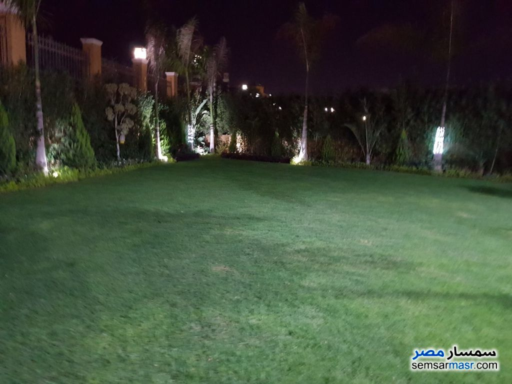 Photo 3 - Villa 4 bedrooms 4 baths 1600 sqm extra super lux For Sale Sheikh Zayed 6th of October