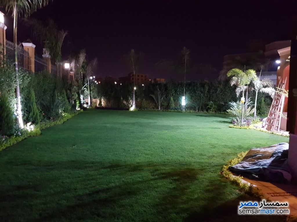 Photo 6 - Villa 4 bedrooms 4 baths 1600 sqm extra super lux For Sale Sheikh Zayed 6th of October