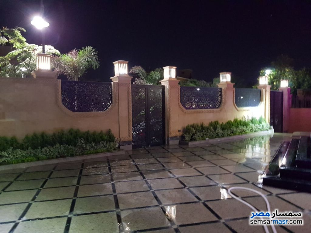 Photo 10 - Villa 4 bedrooms 4 baths 1600 sqm extra super lux For Sale Sheikh Zayed 6th of October