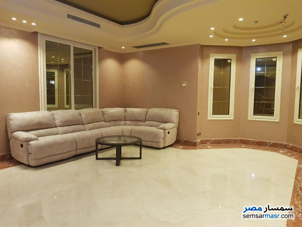 Photo 15 - Villa 4 bedrooms 4 baths 1600 sqm extra super lux For Sale Sheikh Zayed 6th of October