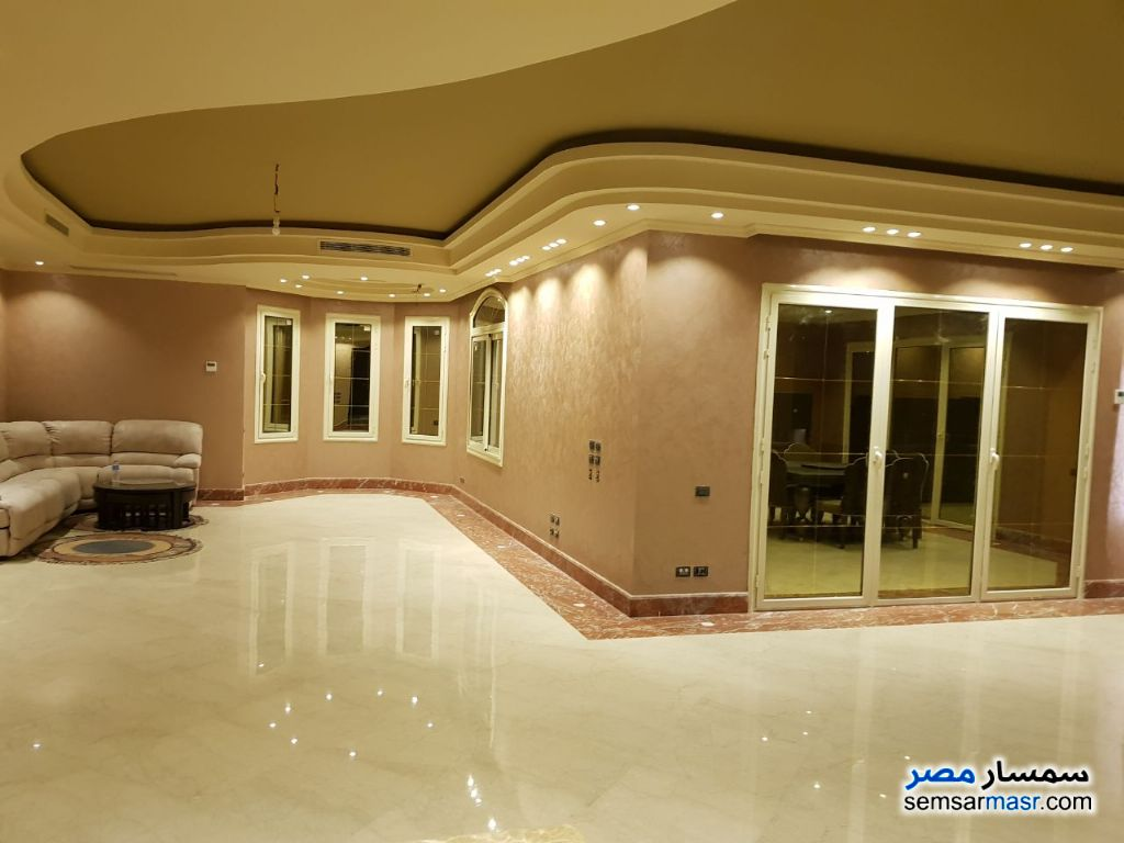 Photo 16 - Villa 4 bedrooms 4 baths 1600 sqm extra super lux For Sale Sheikh Zayed 6th of October