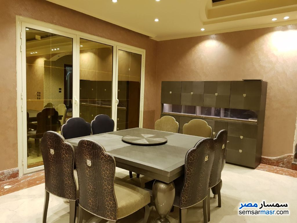 Photo 17 - Villa 4 bedrooms 4 baths 1600 sqm extra super lux For Sale Sheikh Zayed 6th of October
