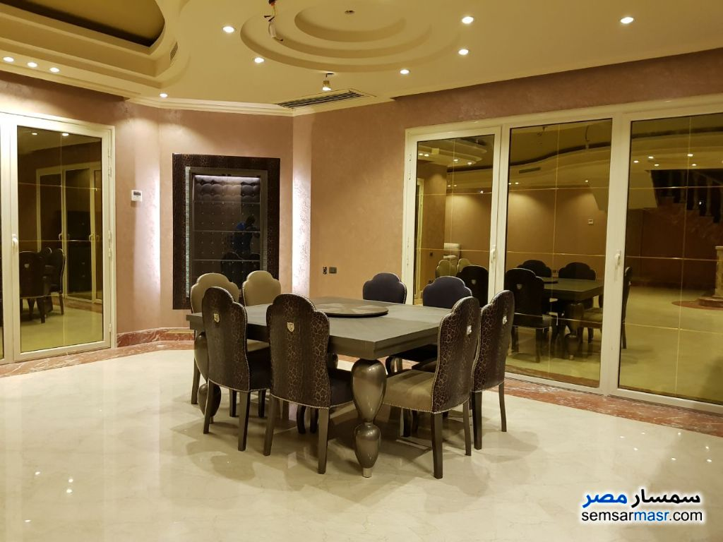 Photo 18 - Villa 4 bedrooms 4 baths 1600 sqm extra super lux For Sale Sheikh Zayed 6th of October