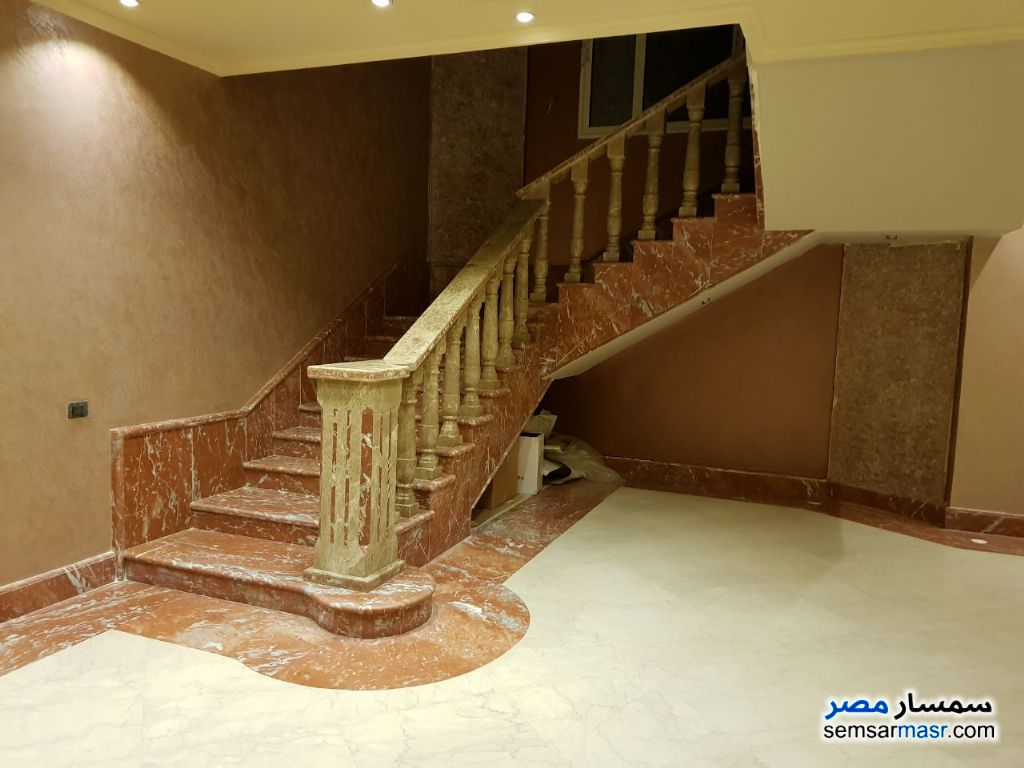 Photo 19 - Villa 4 bedrooms 4 baths 1600 sqm extra super lux For Sale Sheikh Zayed 6th of October