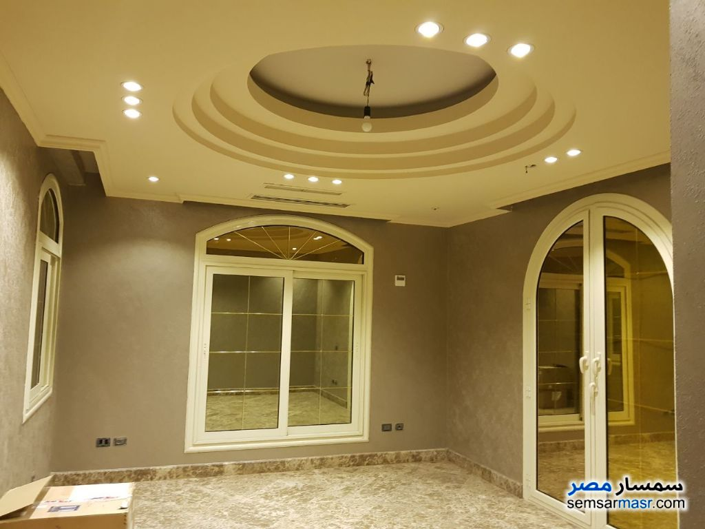 Photo 24 - Villa 4 bedrooms 4 baths 1600 sqm extra super lux For Sale Sheikh Zayed 6th of October