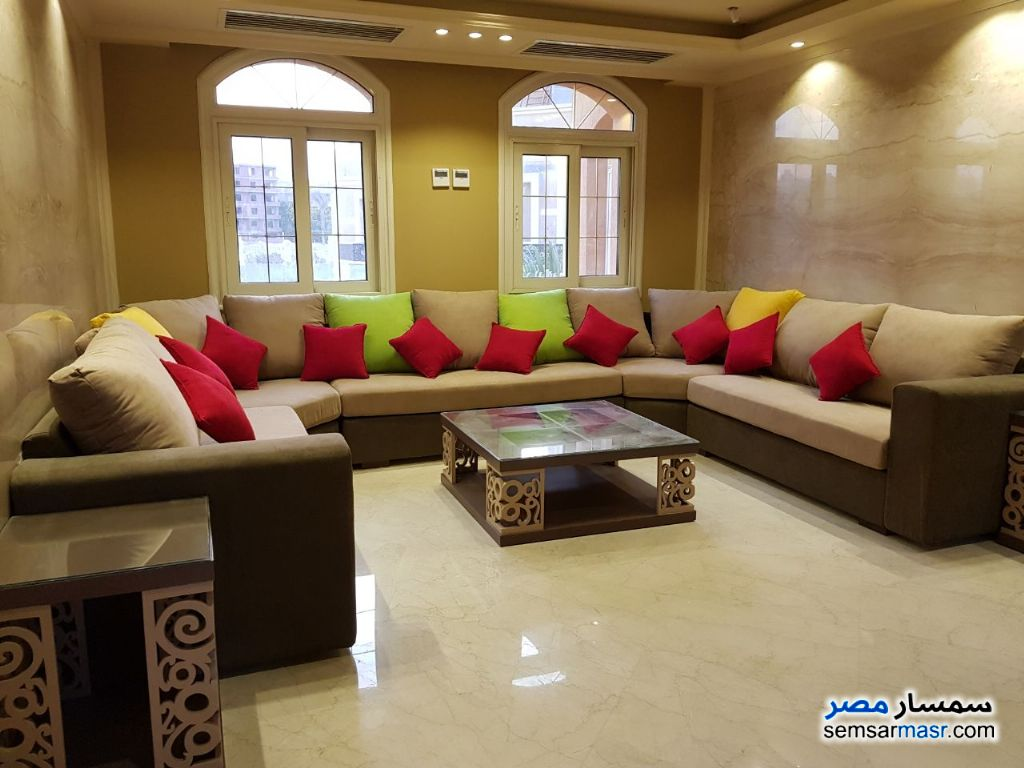 Photo 26 - Villa 4 bedrooms 4 baths 1600 sqm extra super lux For Sale Sheikh Zayed 6th of October