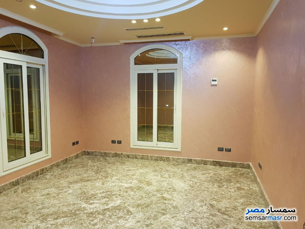 Photo 28 - Villa 4 bedrooms 4 baths 1600 sqm extra super lux For Sale Sheikh Zayed 6th of October