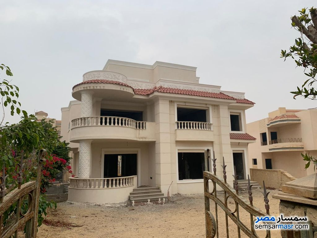 Photo 3 - Villa 6 bedrooms 6 baths 750 sqm without finish For Sale Rehab City Cairo