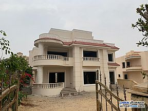 Villa 6 bedrooms 6 baths 750 sqm without finish For Sale Rehab City Cairo - 3