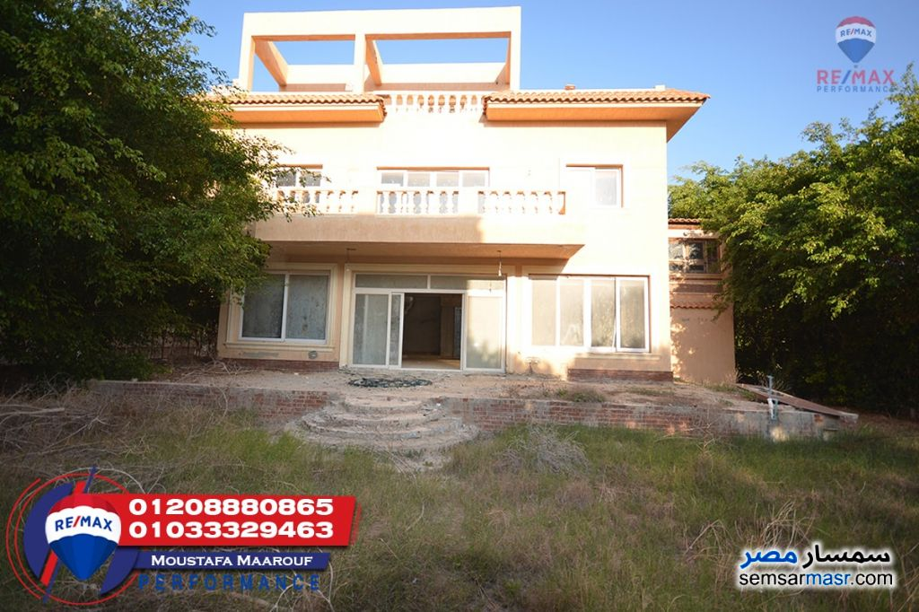 Photo 6 - Villa 4 bedrooms 4 baths 700 sqm semi finished For Sale Borg Al Arab Alexandira