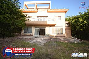Villa 4 bedrooms 4 baths 700 sqm semi finished For Sale Borg Al Arab Alexandira - 6
