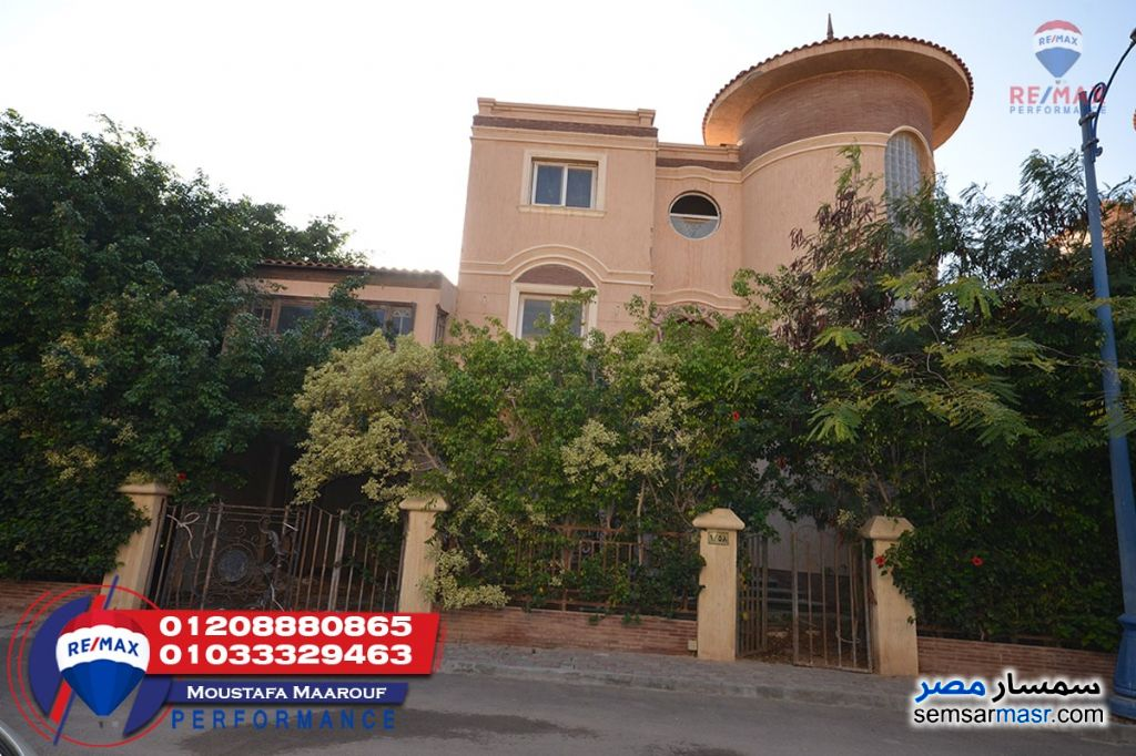 Photo 17 - Villa 4 bedrooms 4 baths 700 sqm semi finished For Sale Borg Al Arab Alexandira