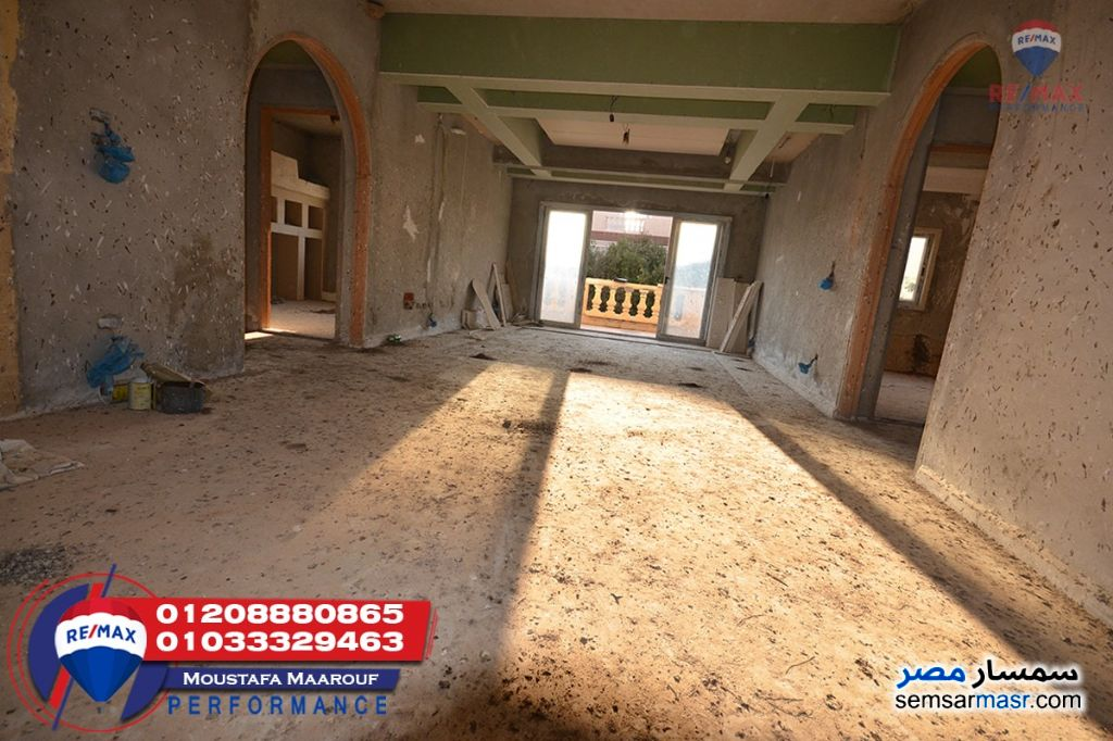 Photo 9 - Villa 4 bedrooms 4 baths 700 sqm semi finished For Sale Borg Al Arab Alexandira