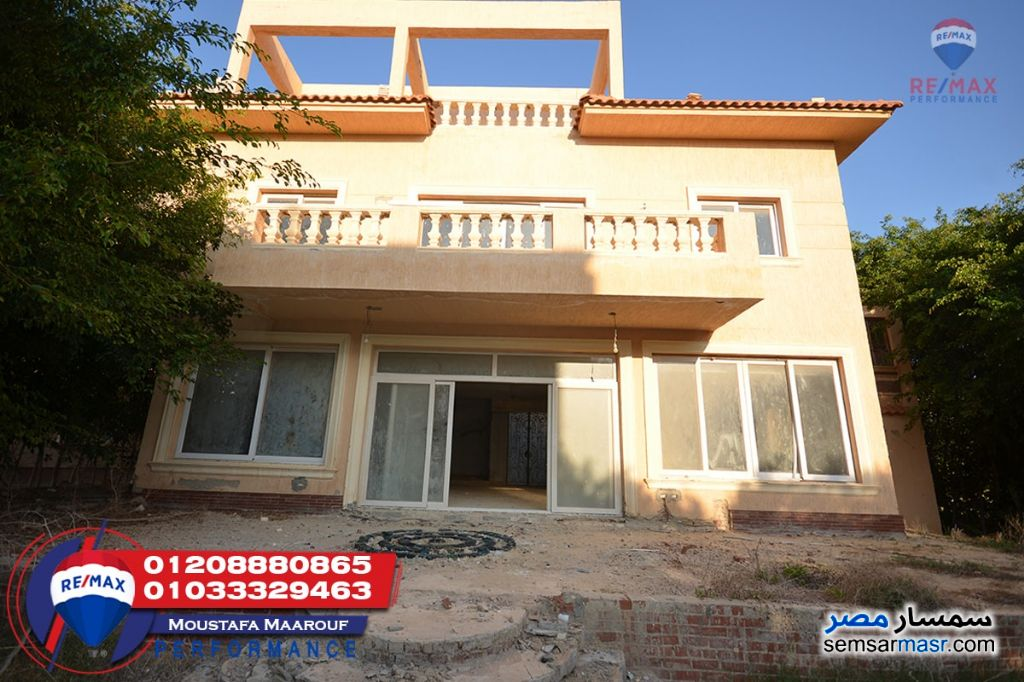 Photo 2 - Villa 4 bedrooms 4 baths 700 sqm semi finished For Sale Borg Al Arab Alexandira
