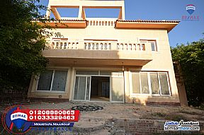 Villa 4 bedrooms 4 baths 700 sqm semi finished For Sale Borg Al Arab Alexandira - 2