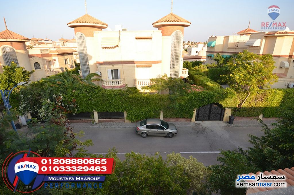 Ad Photo: Villa 4 bedrooms 4 baths 700 sqm semi finished in Borg Al Arab  Alexandira