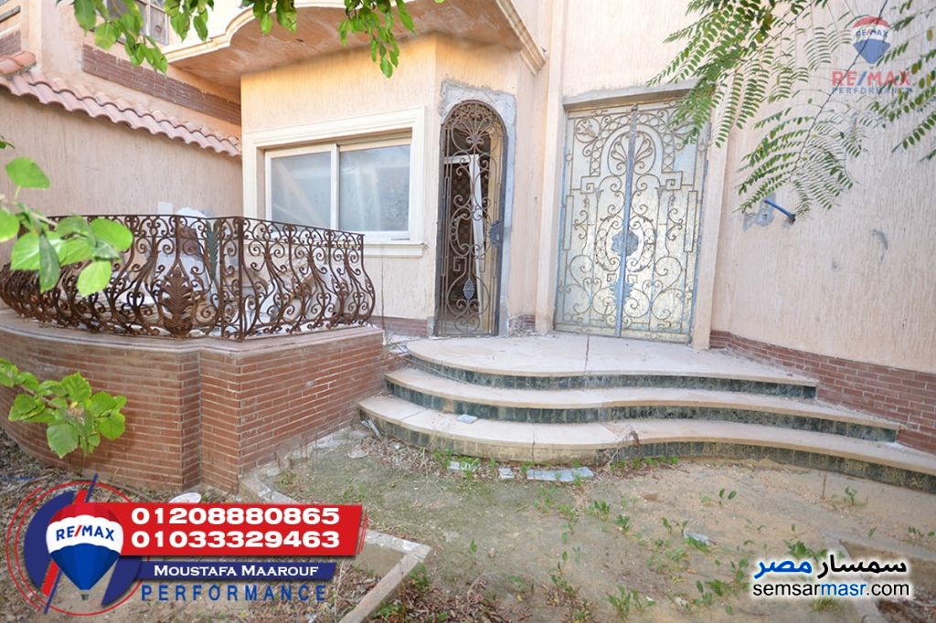 Photo 12 - Villa 4 bedrooms 4 baths 700 sqm semi finished For Sale Borg Al Arab Alexandira