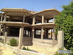Ad Photo: Villa 4 bedrooms 5 baths 1150 sqm without finish in Shorouk City  Cairo