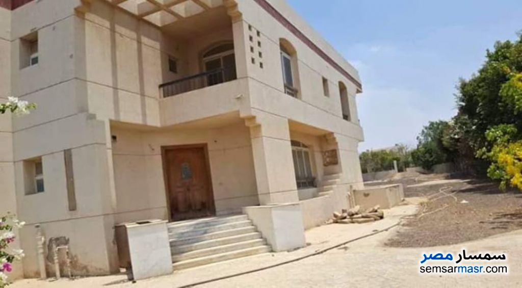 Photo 18 - Villa 5 bedrooms 2 baths 385 sqm super lux For Sale Shorouk City Cairo