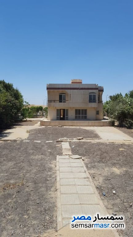 Photo 3 - Villa 5 bedrooms 2 baths 385 sqm super lux For Sale Shorouk City Cairo