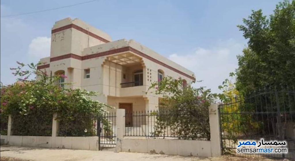 Photo 4 - Villa 5 bedrooms 2 baths 385 sqm super lux For Sale Shorouk City Cairo