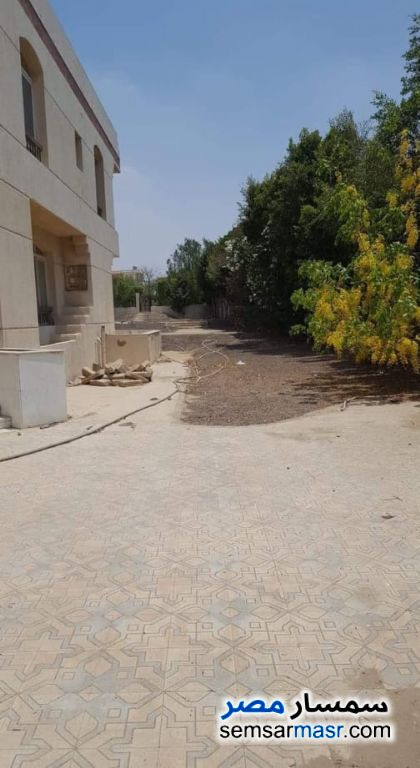 Photo 7 - Villa 5 bedrooms 2 baths 385 sqm super lux For Sale Shorouk City Cairo