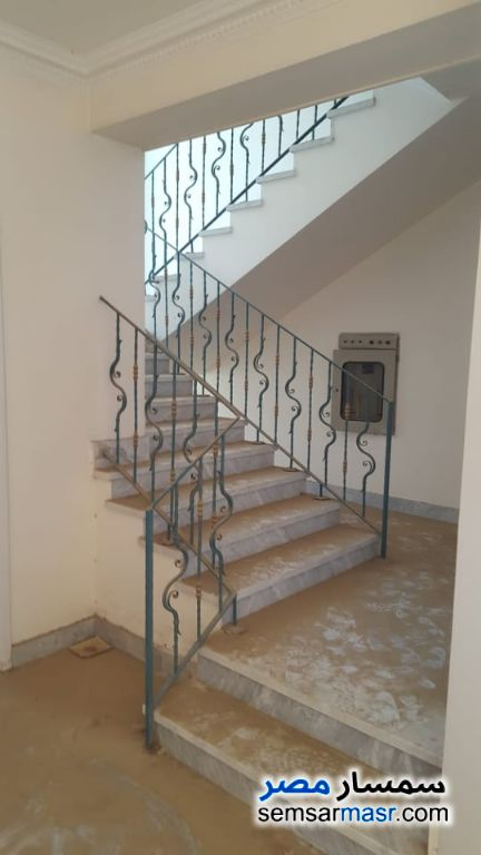 Photo 8 - Villa 5 bedrooms 2 baths 385 sqm super lux For Sale Shorouk City Cairo
