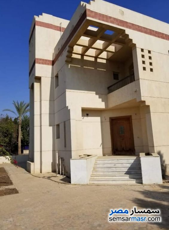 Photo 10 - Villa 5 bedrooms 2 baths 385 sqm super lux For Sale Shorouk City Cairo
