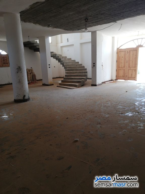 Photo 2 - Villa 4 bedrooms 3 baths 450 sqm semi finished For Sale Marsa Matrouh Matrouh