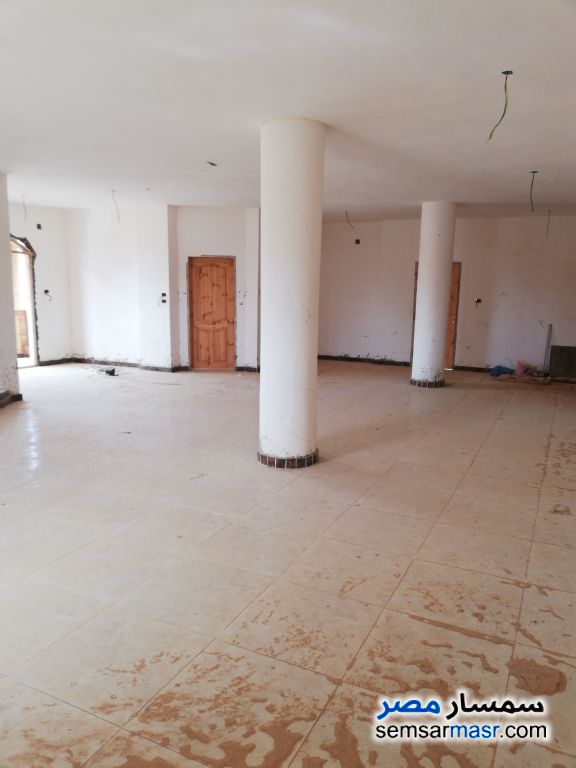 Photo 5 - Villa 4 bedrooms 3 baths 450 sqm semi finished For Sale Marsa Matrouh Matrouh