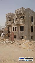 Ad Photo: Villa 6 bedrooms 4 baths 600 sqm semi finished in Mukhabarat Land  6th of October