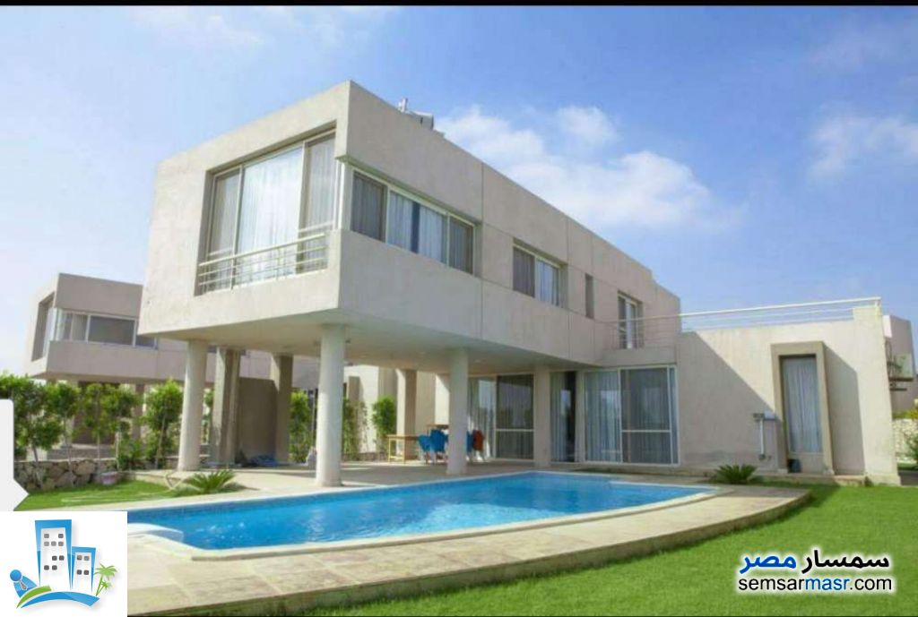 Ad Photo: Villa 5 bedrooms 7 baths 705 sqm semi finished in AL Mansoureyah  Giza